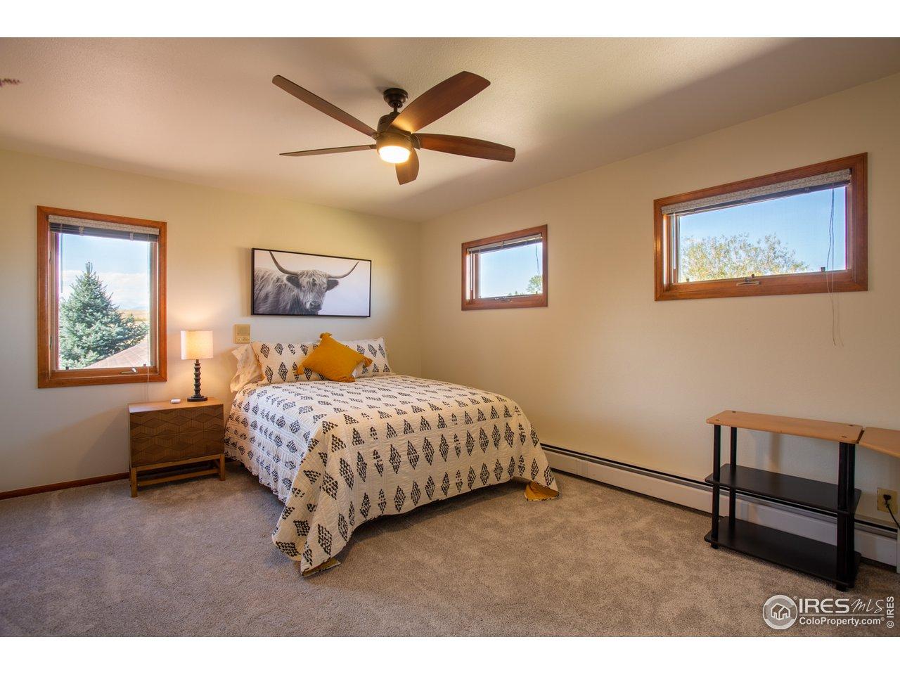 basement study/office/flex room
