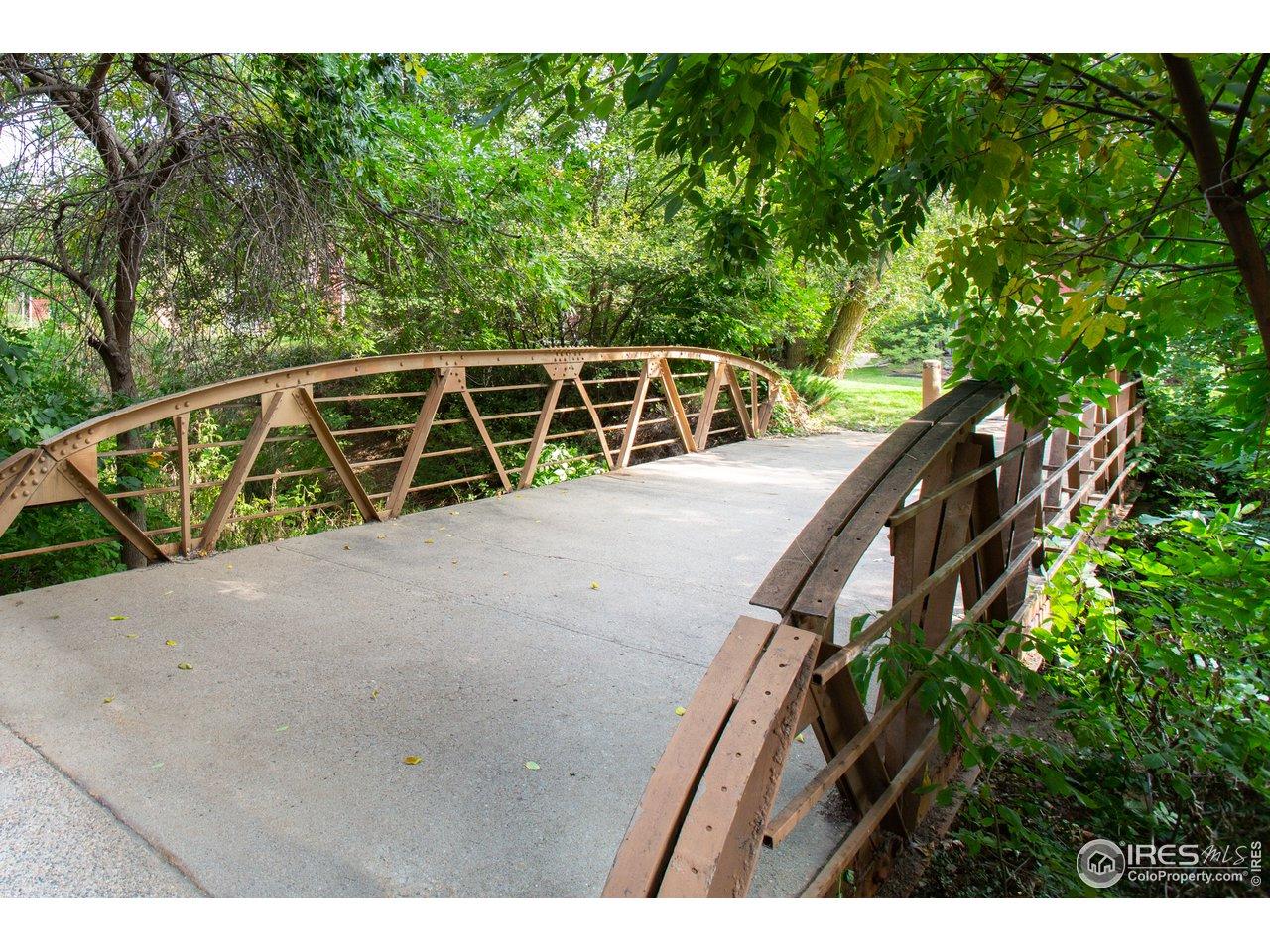 Close to Bike Path