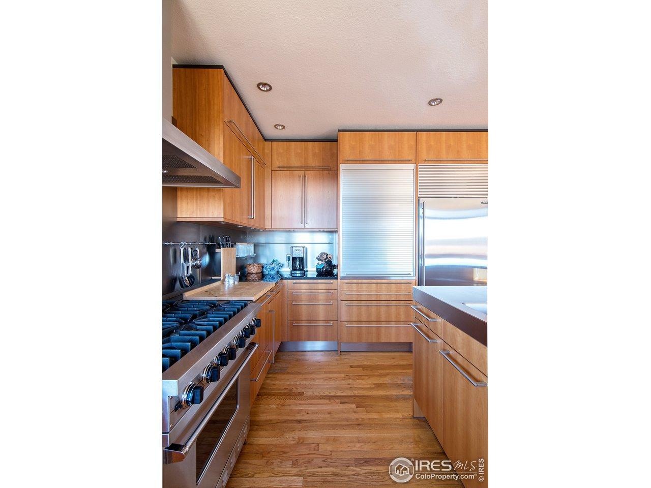 Don't miss the appliance garage