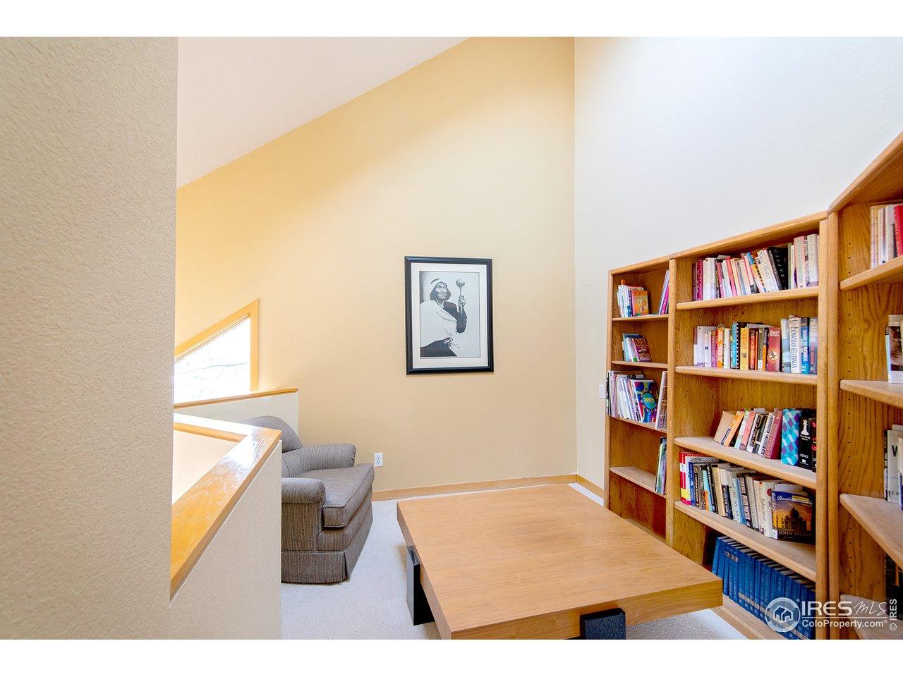 Meditation or reading room!