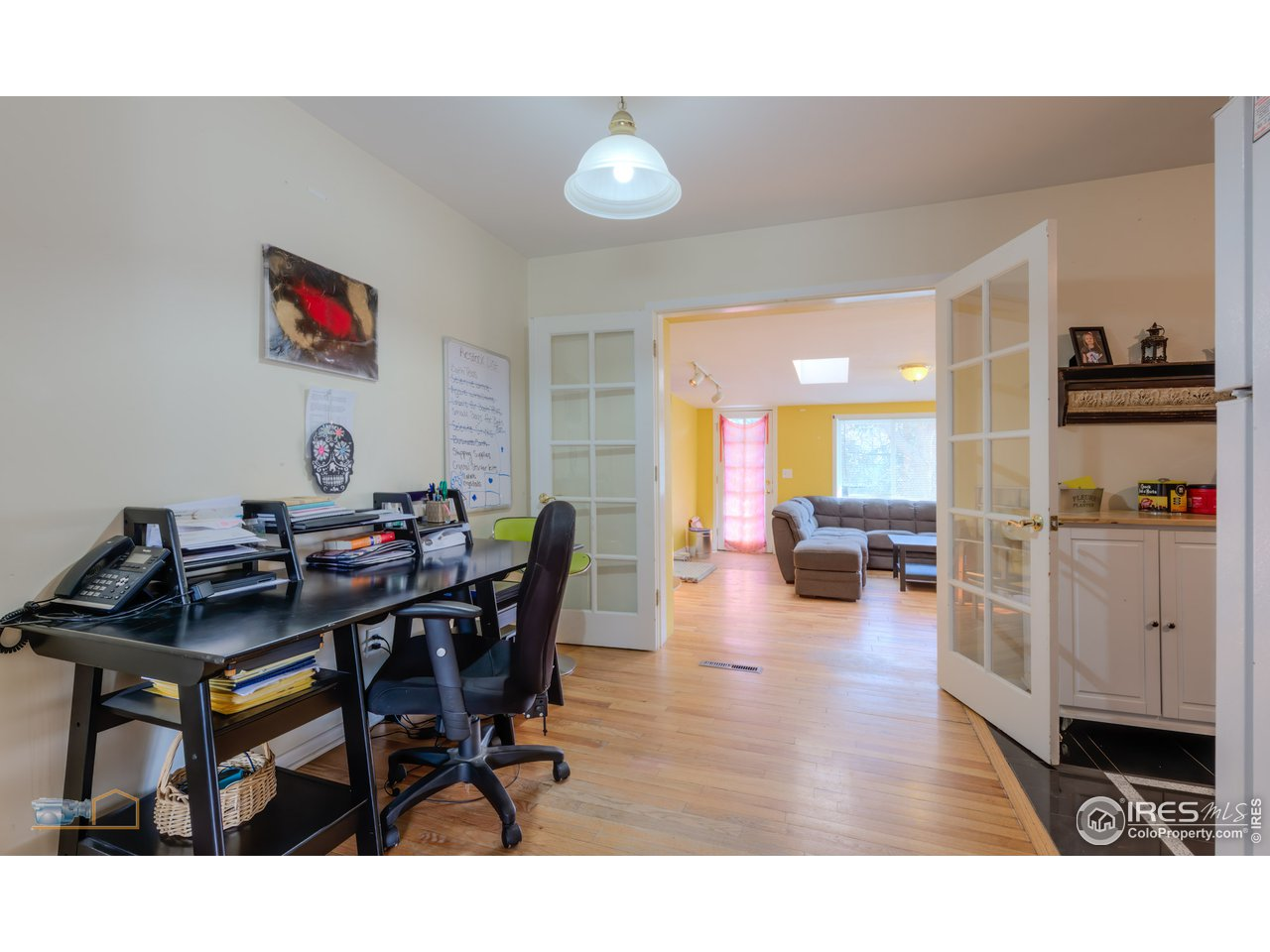 dining room(currently home office)