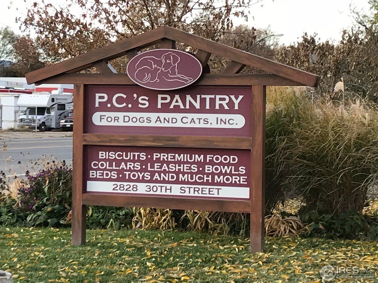 Pet Pantry!