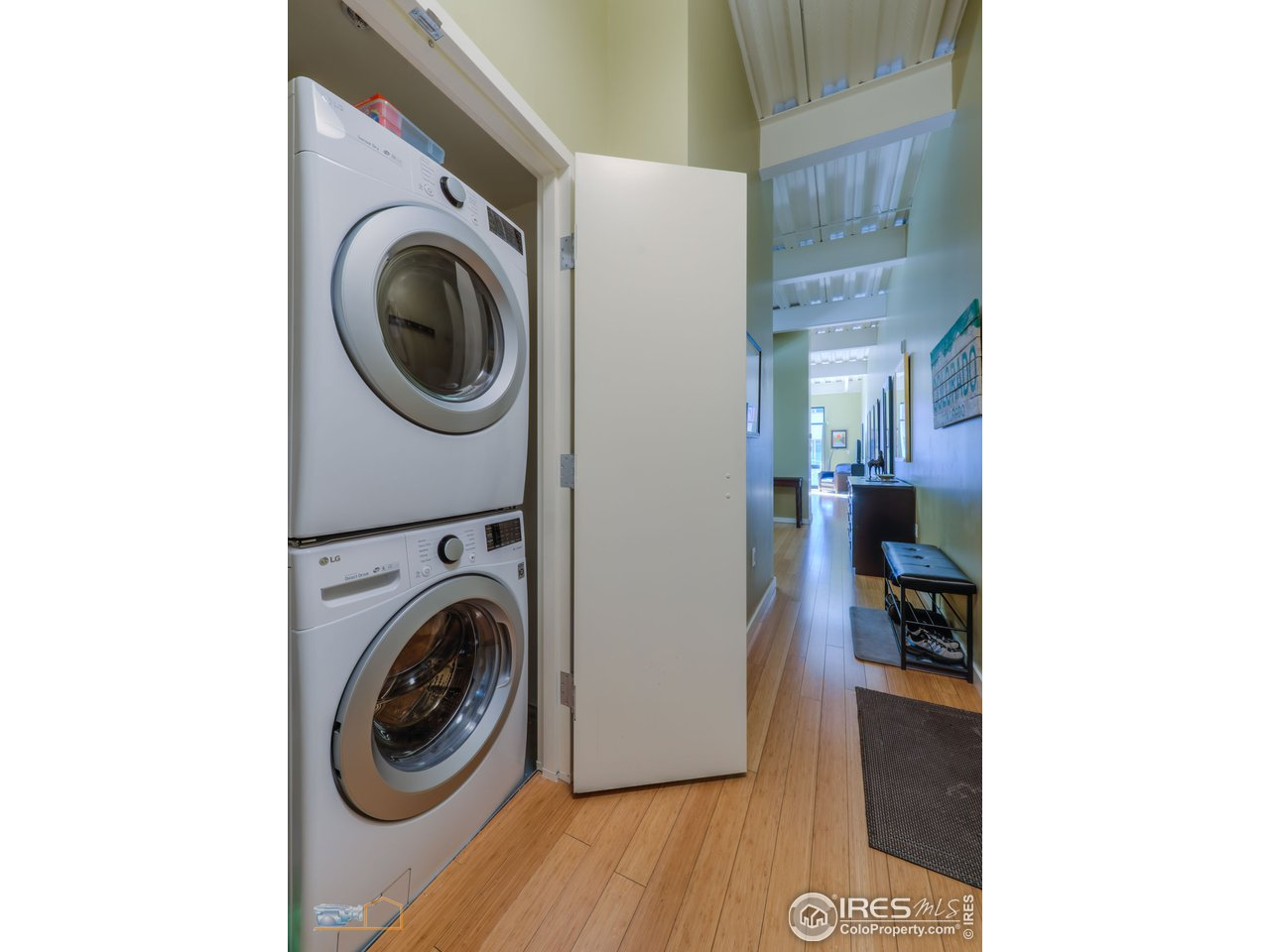 Brand new laundry