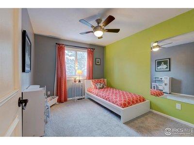 Bedroom 2 - Upper