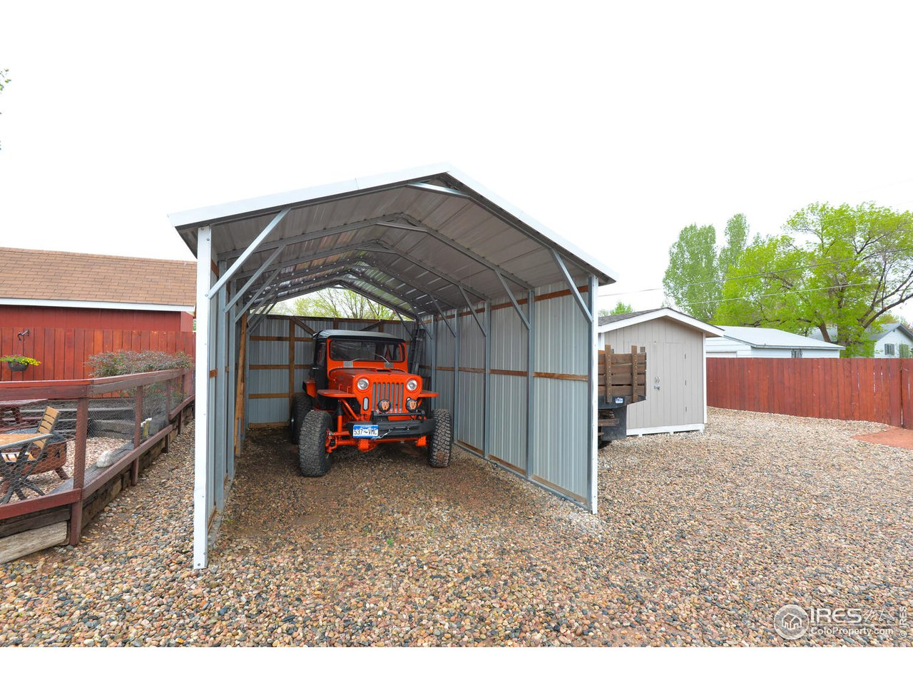 Carport Not Included