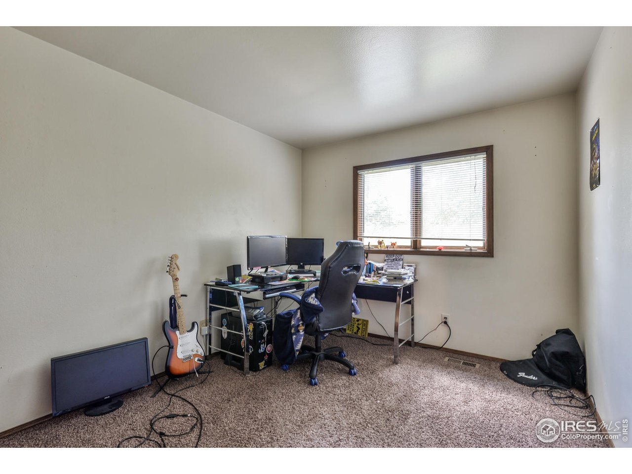 Office, music room, or?