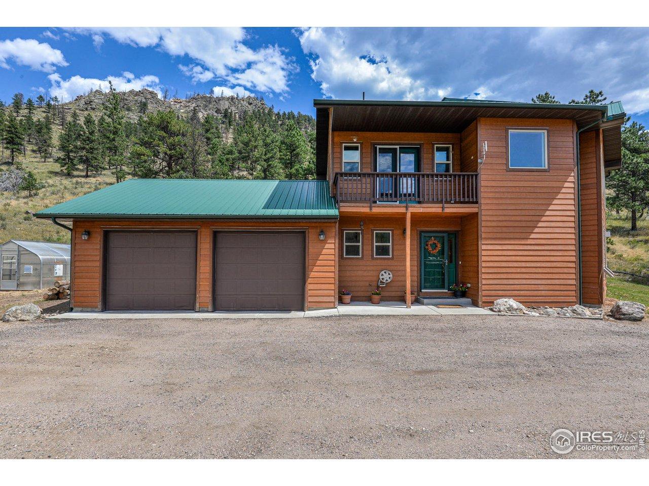 Colorado Mountain Retreat