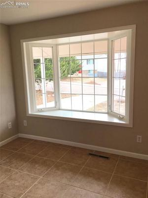 BAY WINDOW IN LIVING ROOM
