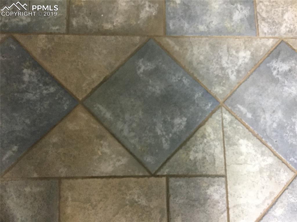 Kitchen flooring tile.