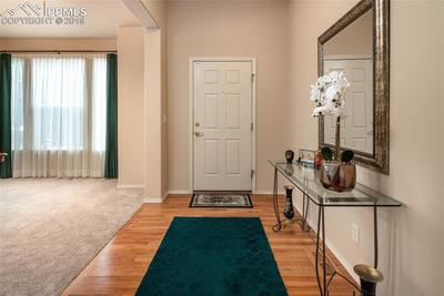 Entry into Formal Dining