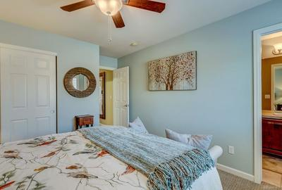 3rd bedroom with private bath