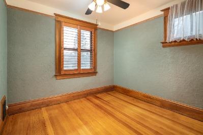 Third upper level bedroom