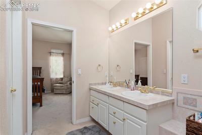 Master bath view 3.