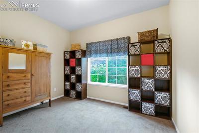 Bonus room on the main level