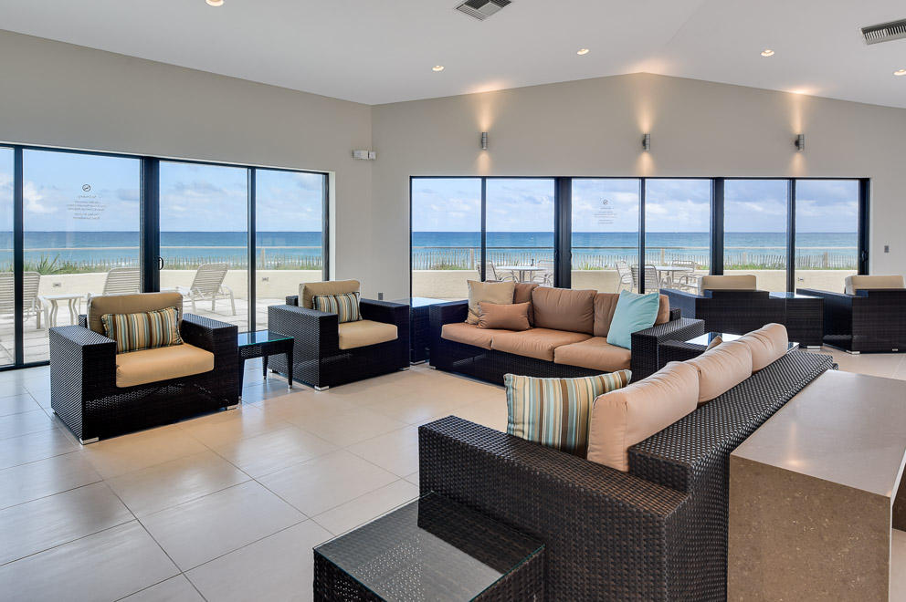 NEW OCEANFRONT CLUBHOUSE