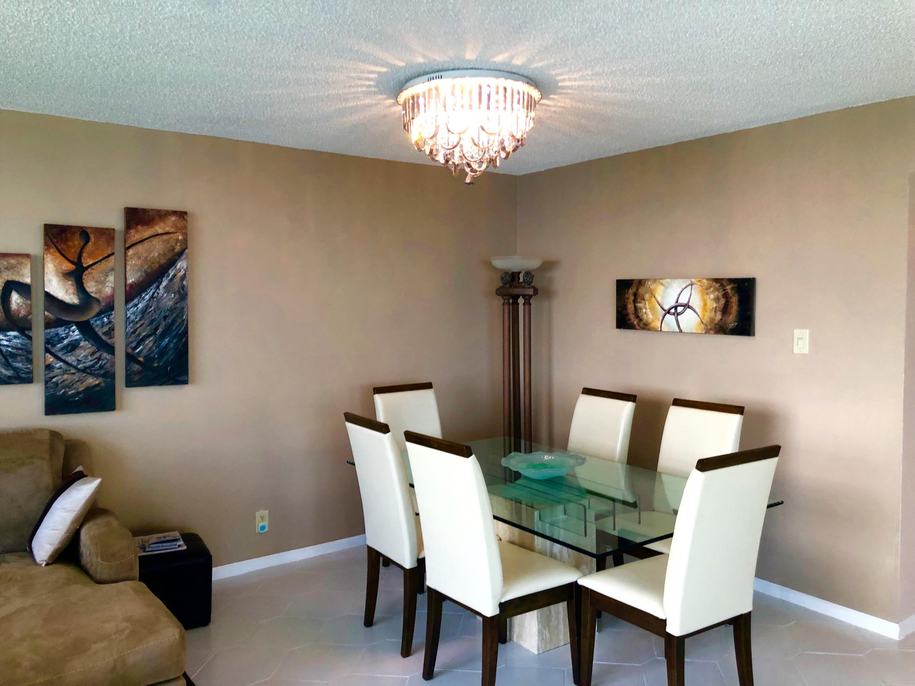 DINING AREA TABLE