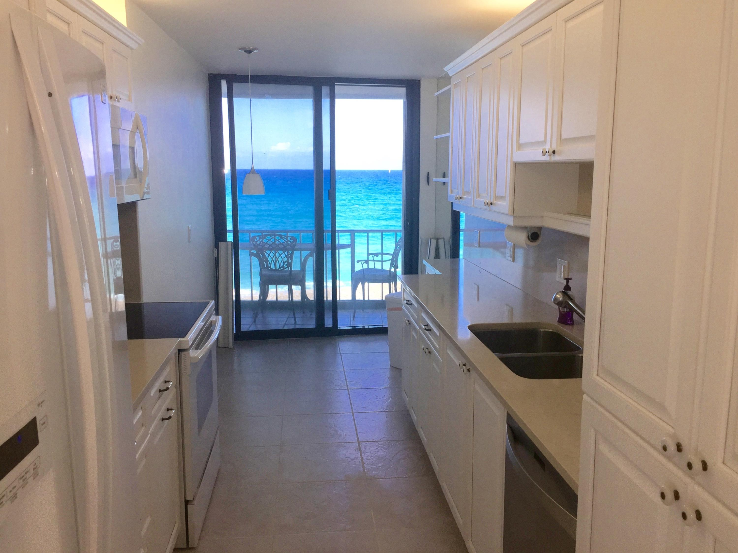 KITCHEN OCEAN BALCONY