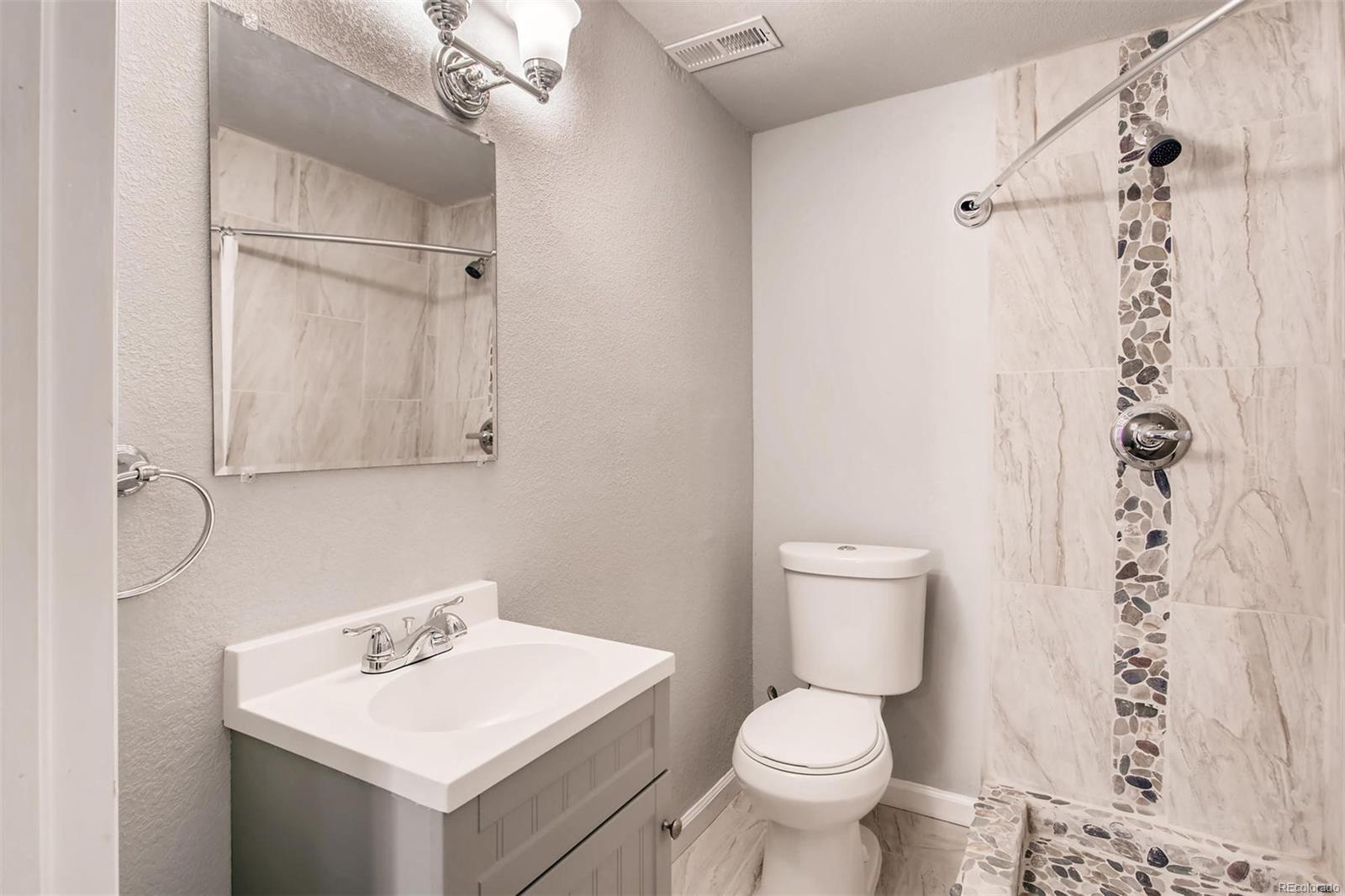 3/4 Bath (Basement Level)