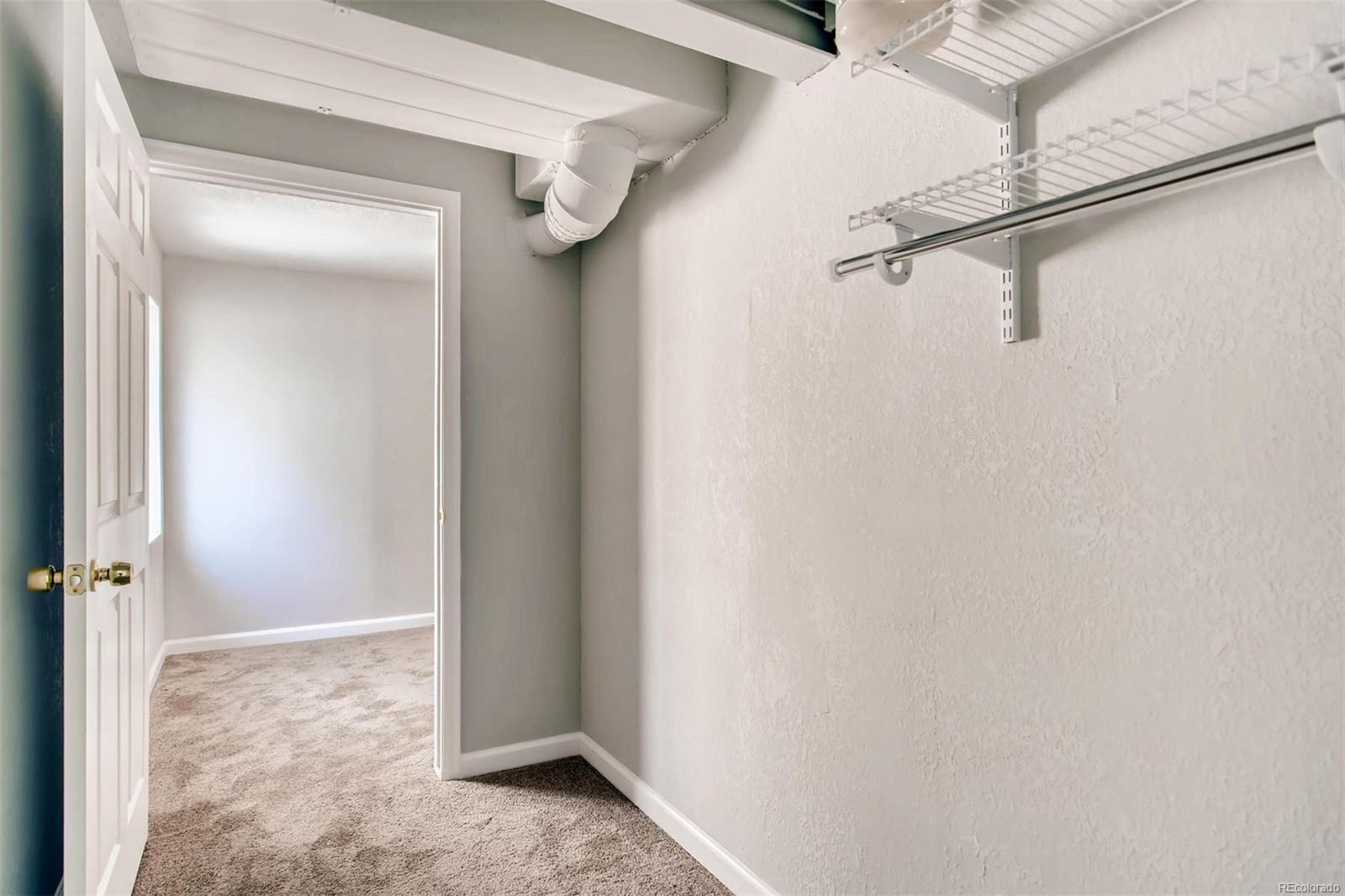 Closet for Bedroom 5 (Basement Level)