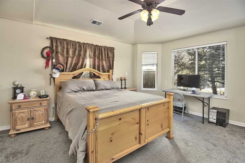 Private Master bedroom on the main floor