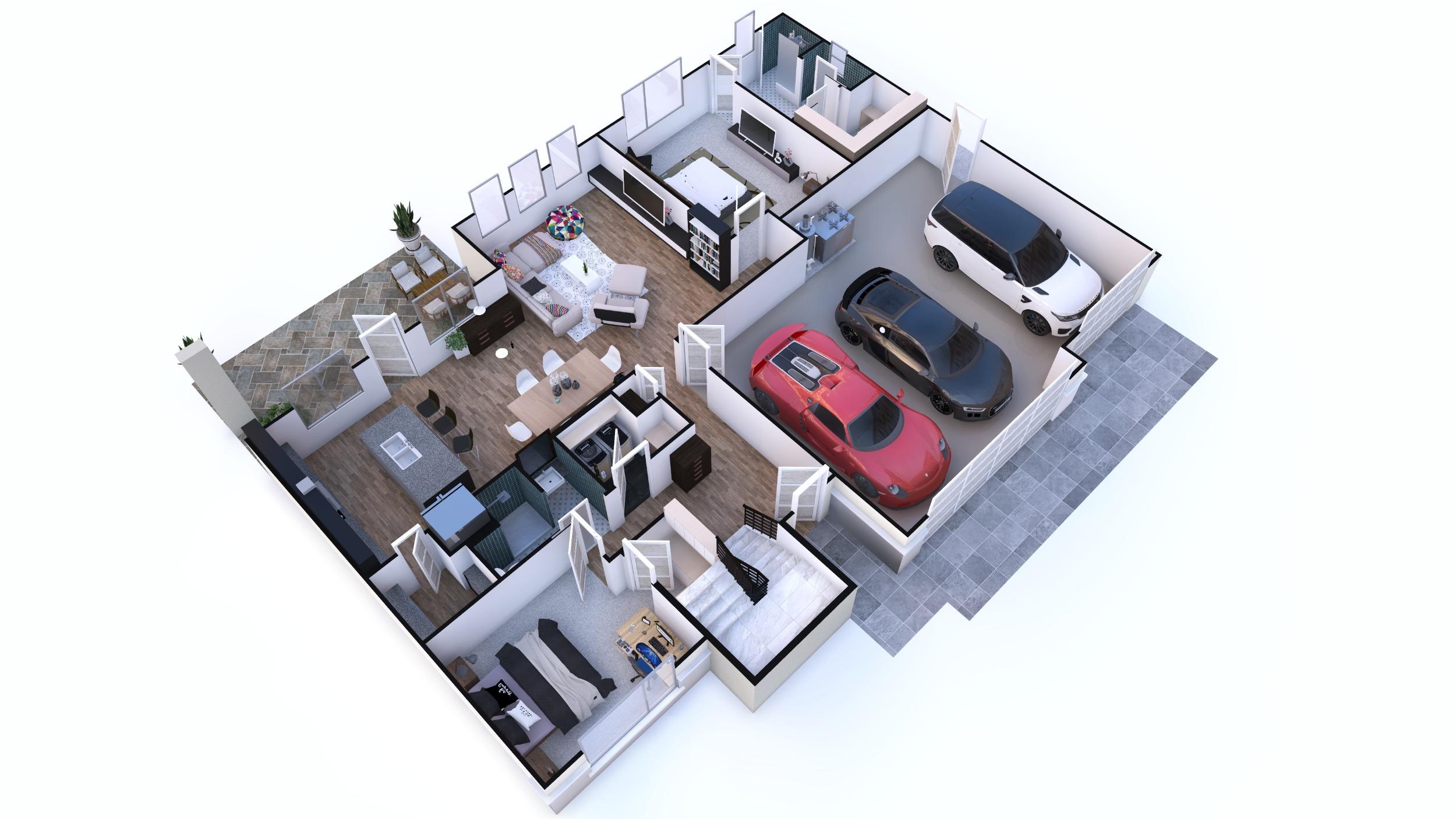 ~ Dahl Built Homes ~