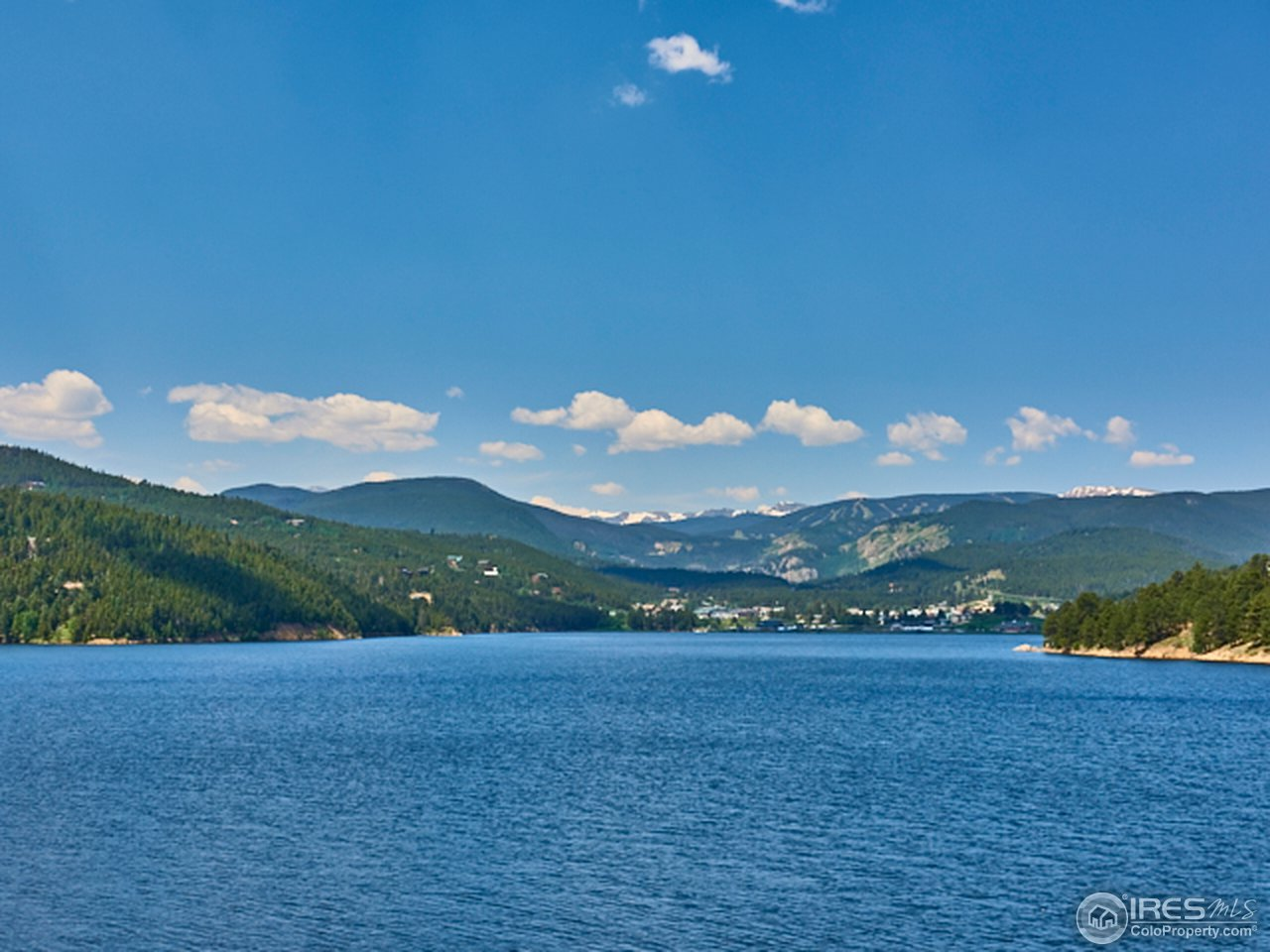 Walk to Barker Reservoir