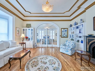 Meticulous historic home
