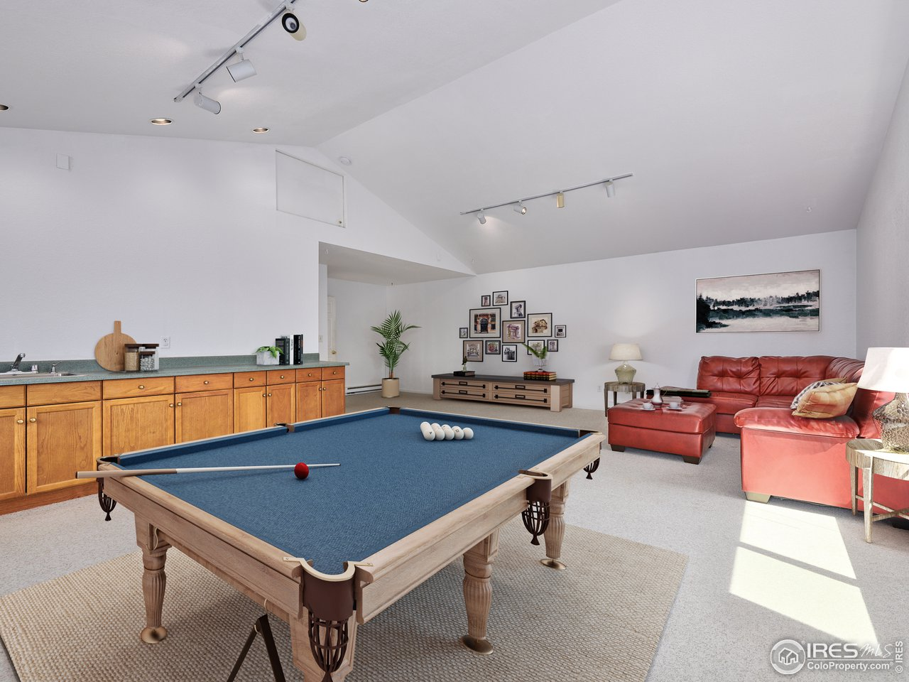 Bonus room over garage