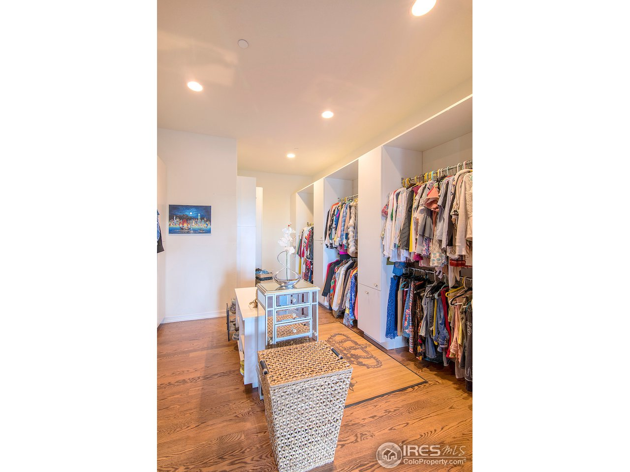 Dream master closet
