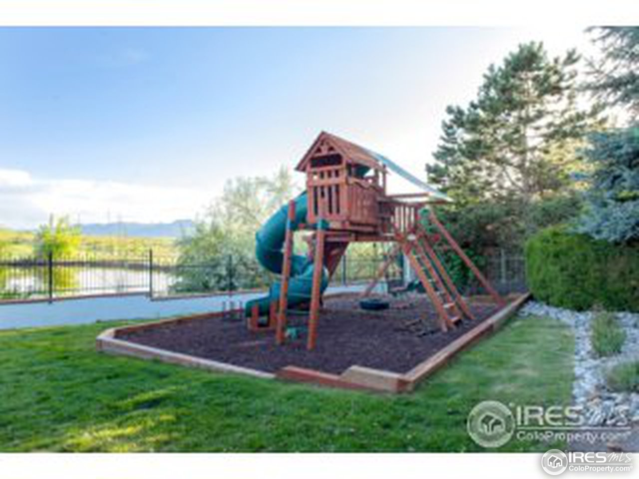 New play structure