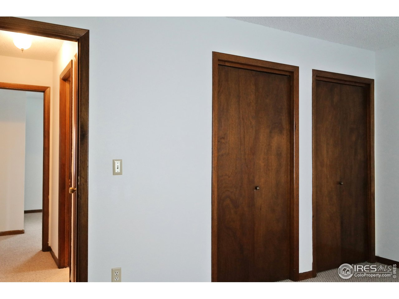 Double Closets for Extra Storage