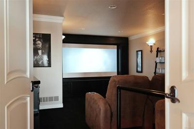 Home Theater w/New Movie Equipment