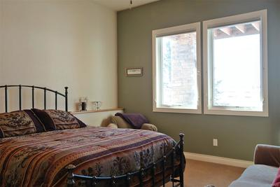 One of Three Pleasant Basement Bedrooms