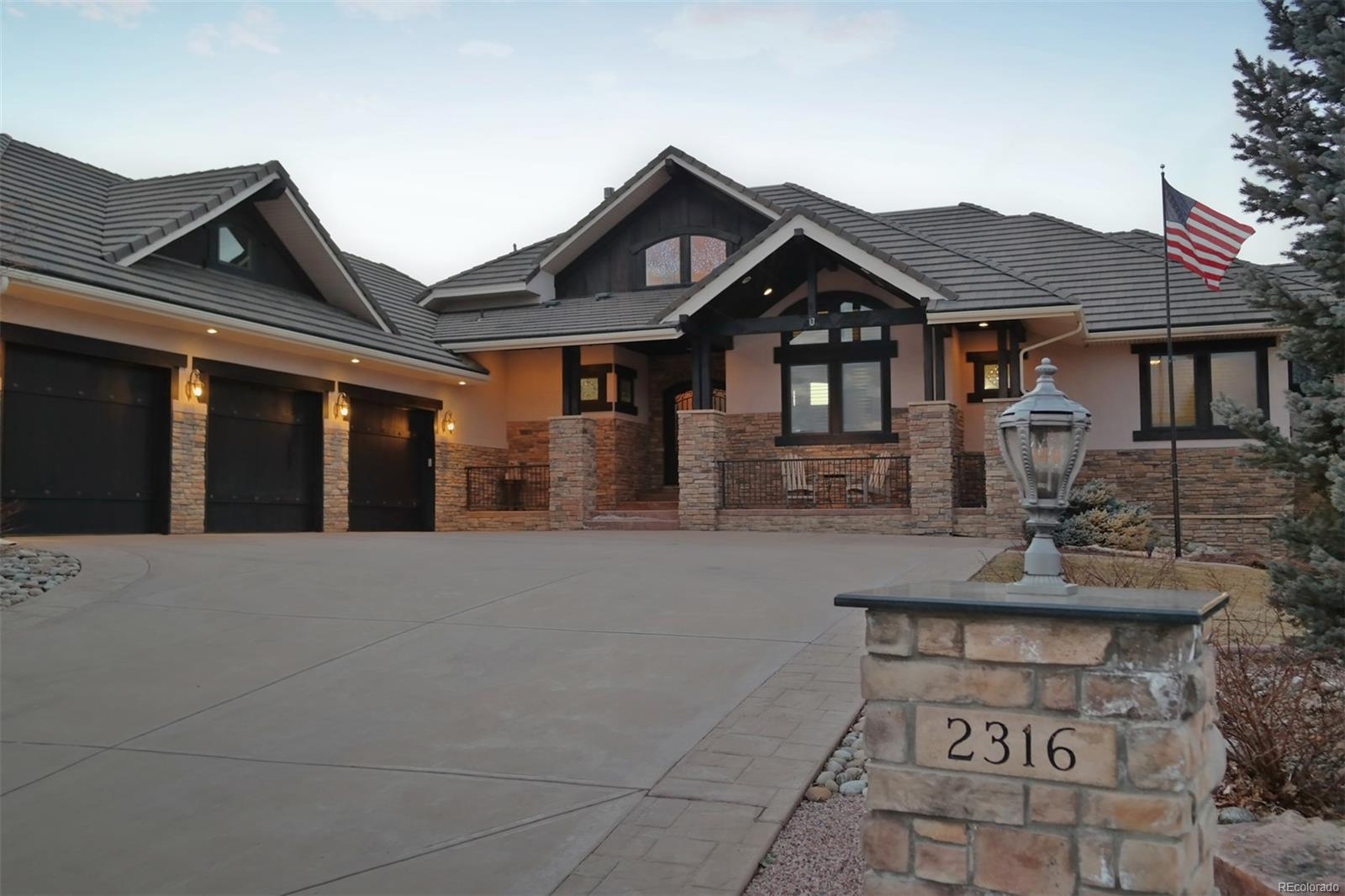 Distinctive & Custom, Yet Comfortable Home