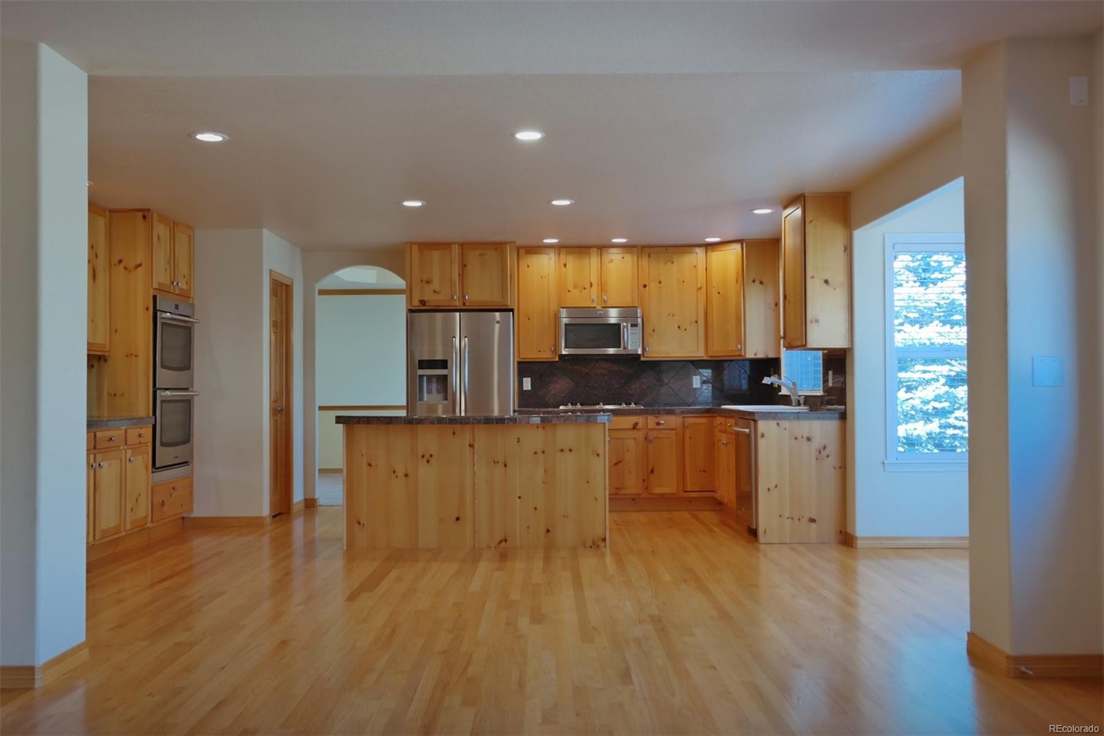 Extended Solid Oak Floors