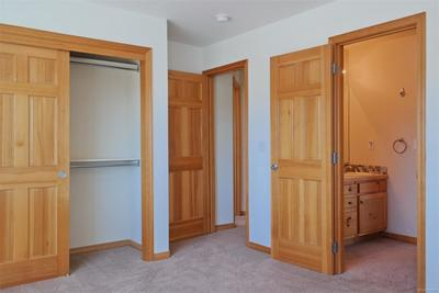 Bedroom #3 Entry to Jack-N-Jill Shared Bath