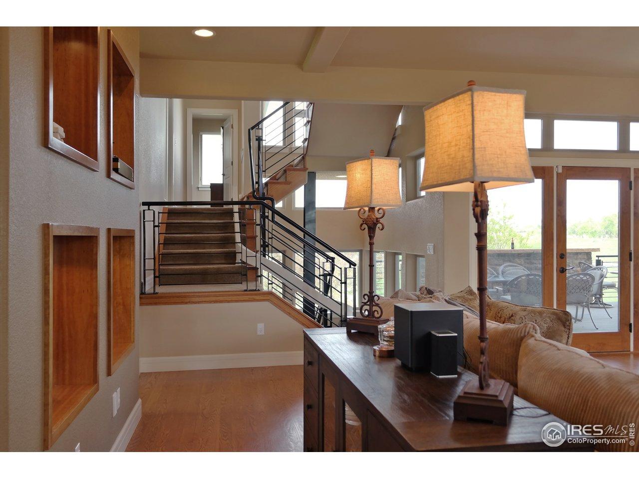 Exquisite Interior Layout w/Custom Windows Thruout