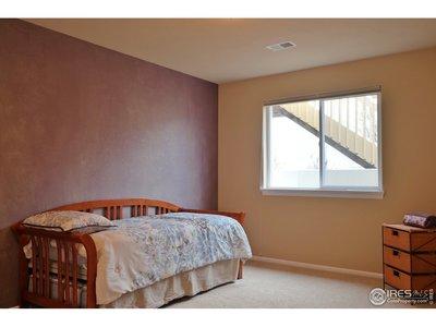 Sunny Basement Bedroom #2