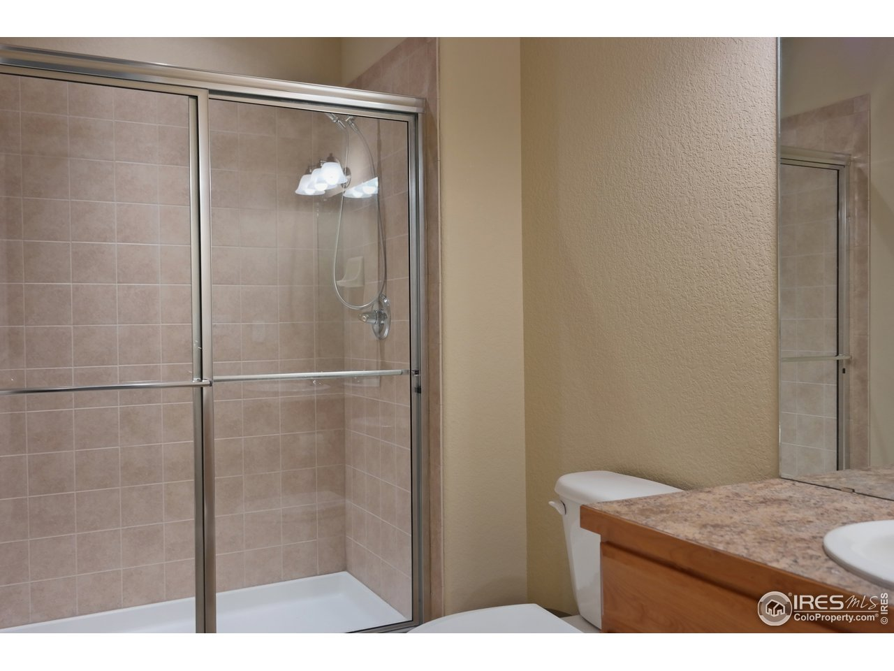 Attractive 3/4 Bath in Basement