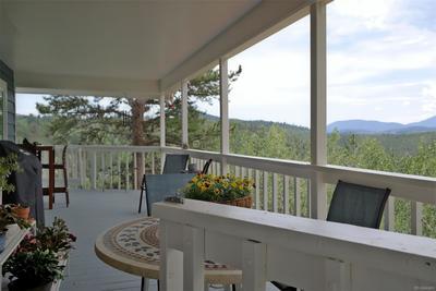 Wraparound Deck to Enjoy Forever Views