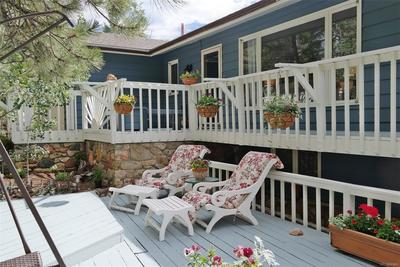 Spacious Outdoor Deck for Entertaining or Relaxing