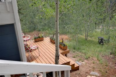 Peaceful & Spacious Covered Upper Deck