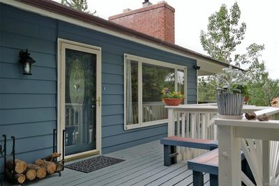 Spacious & Comfortable Decks on All Sides of Home