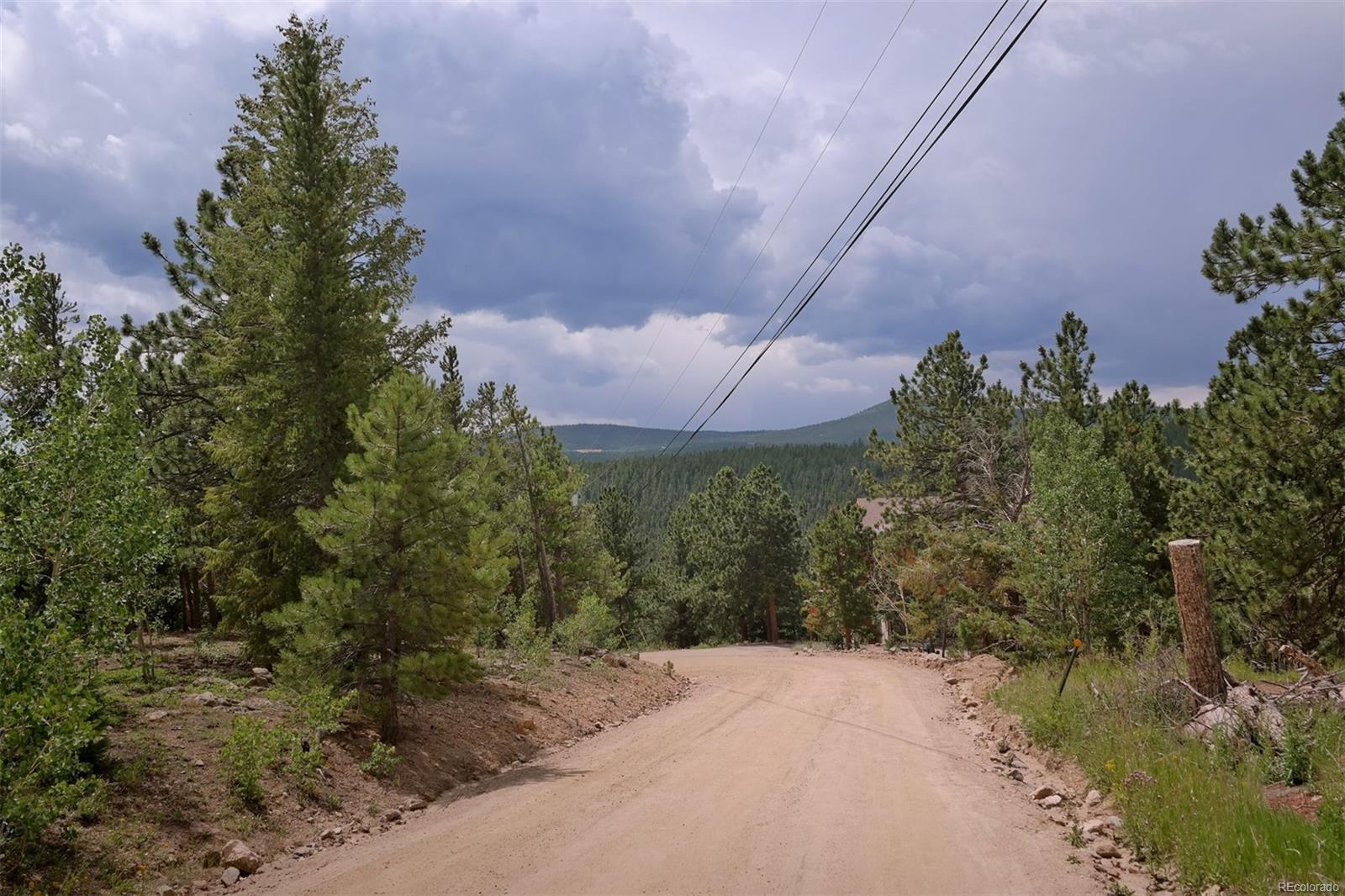 Nice Corner Lot w/Pine & Aspen Trees
