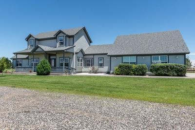 Custom two story home on 47+ acres of land