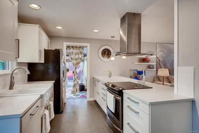 You might spend more time than ever in this kitchen!