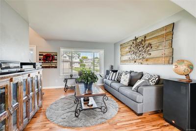 Aren't the hardwood floors gorgeous?