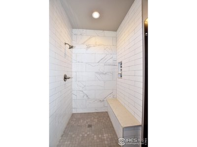 Shower--Look at the Tile