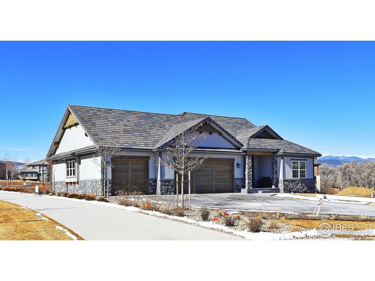 Stucco Siding, Tile Roof and Desireable Lot