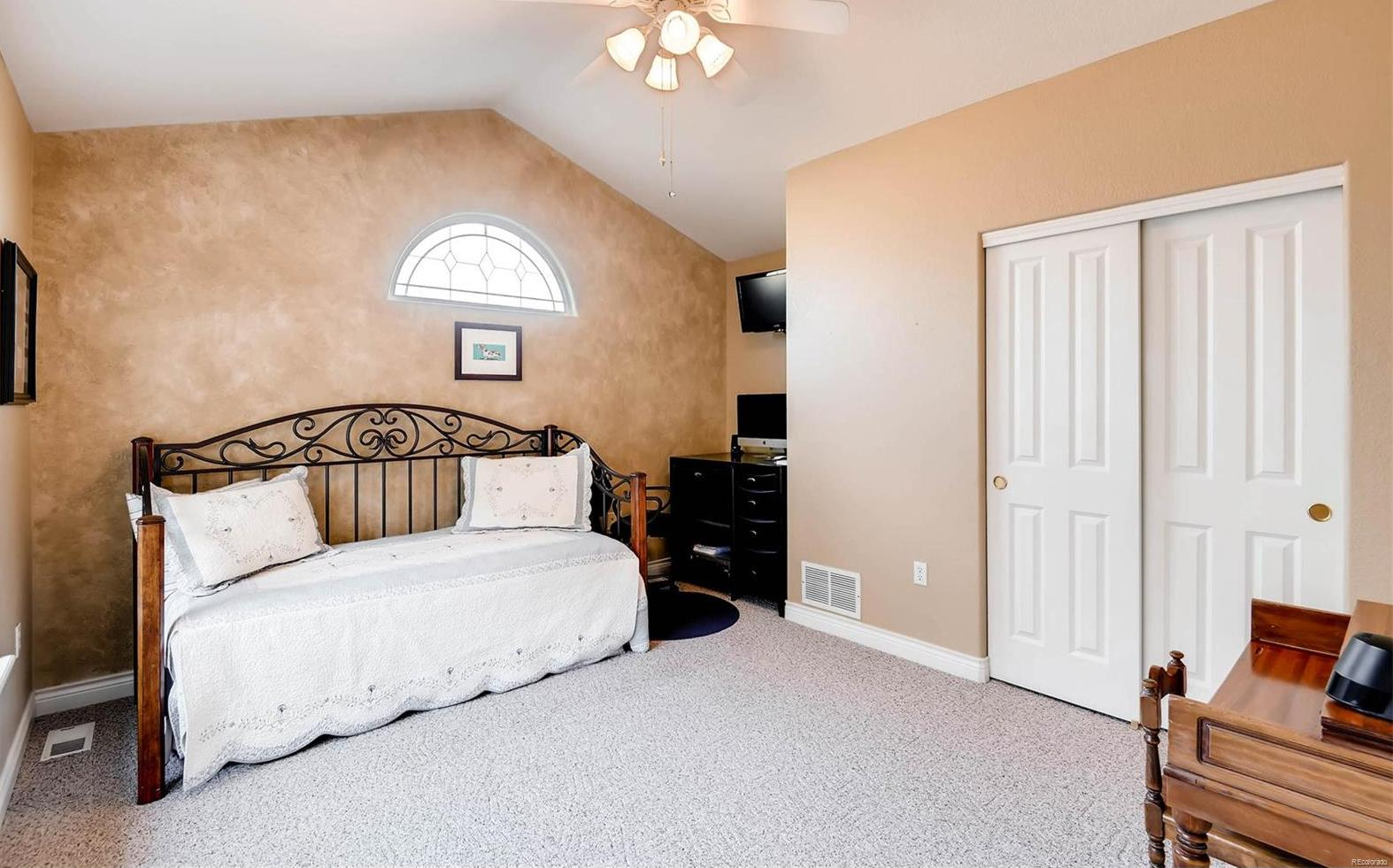 Guest or 2nd bedroom.